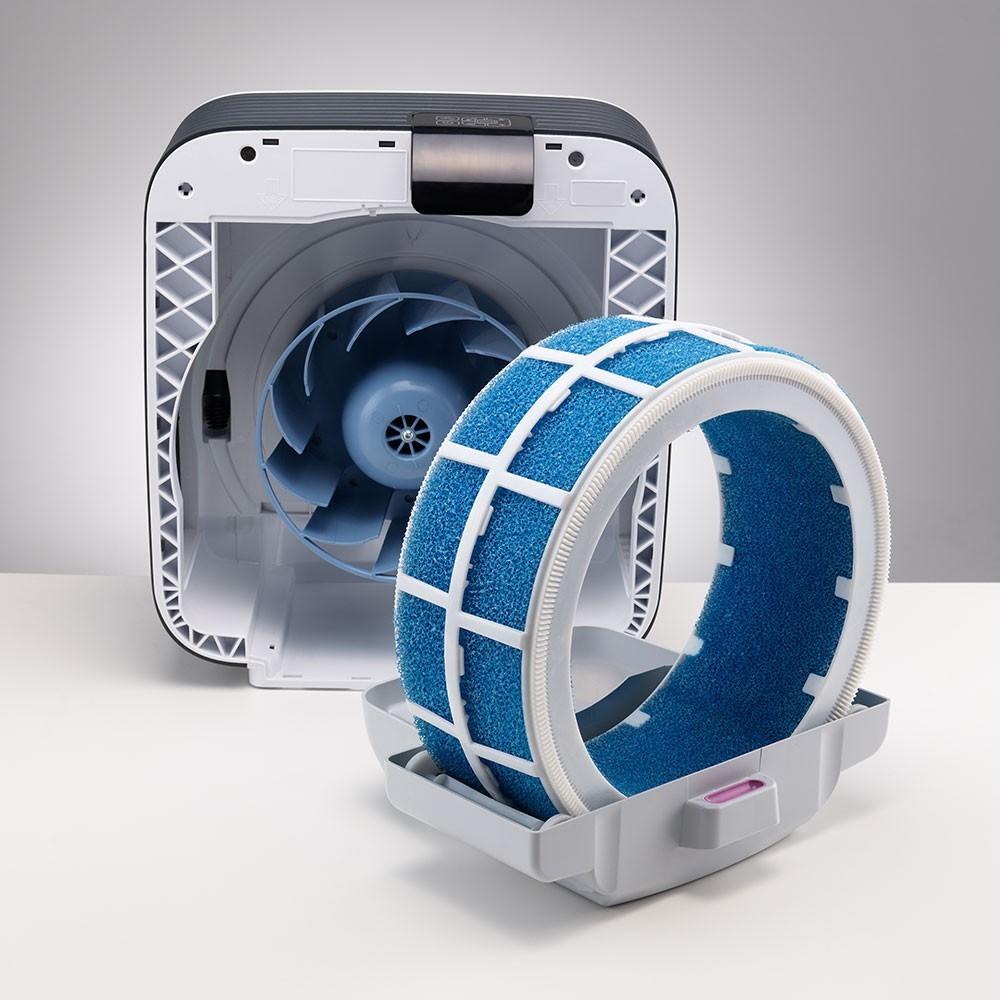 Boneco HYBRID Humidifier & Purifier H680 - back detail