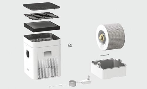 A302 - Boneco Comfort Plus filter voor H300