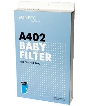 A402 Boneco BABY filter - verpakking
