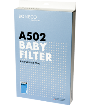 A502 Boneco BABY filter - packaging