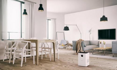 Boneco Airwasher W200 - livingroom
