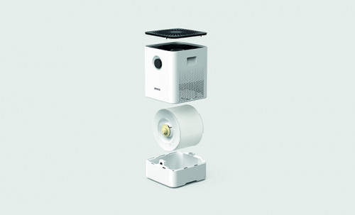 Boneco Airwasher W200 - parts